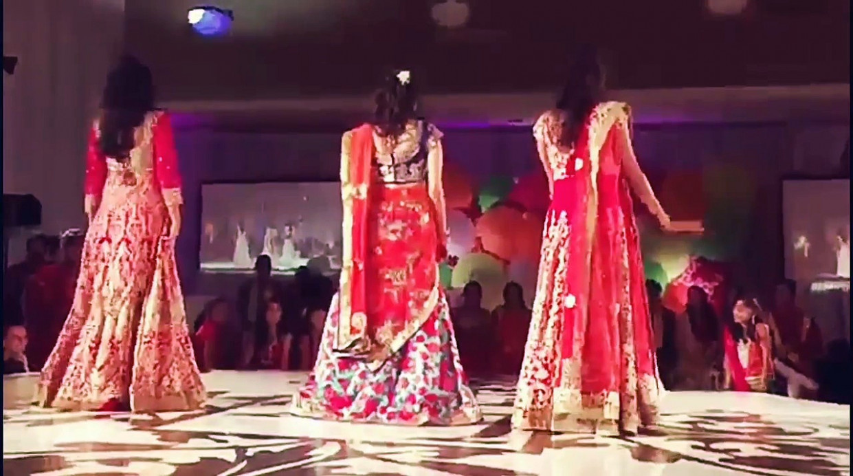 Wedding Dance 2017 on bollywood songs Wedding dance ...