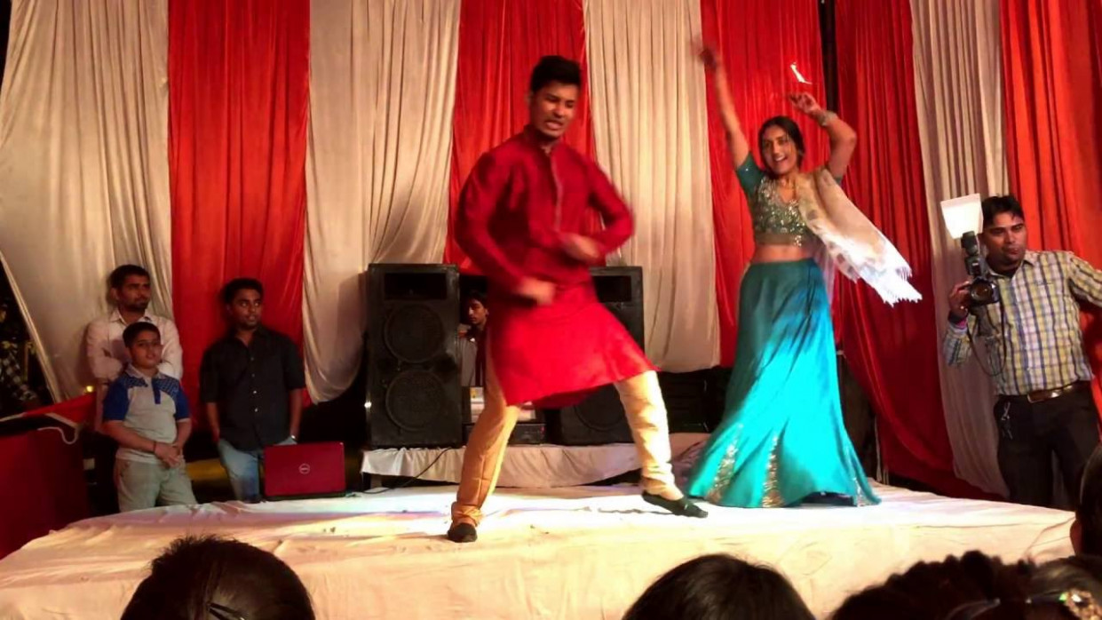Wedding Dance Performance by Friends | Gorgeous Bride ...