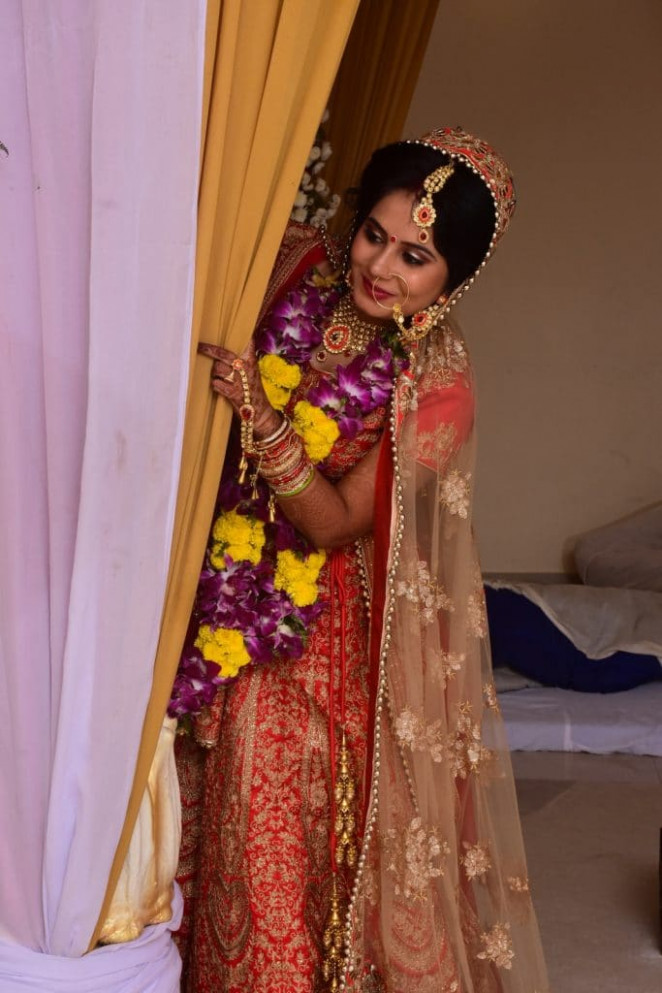 Wedding Day Photography - Poses for Indian Brides ...
