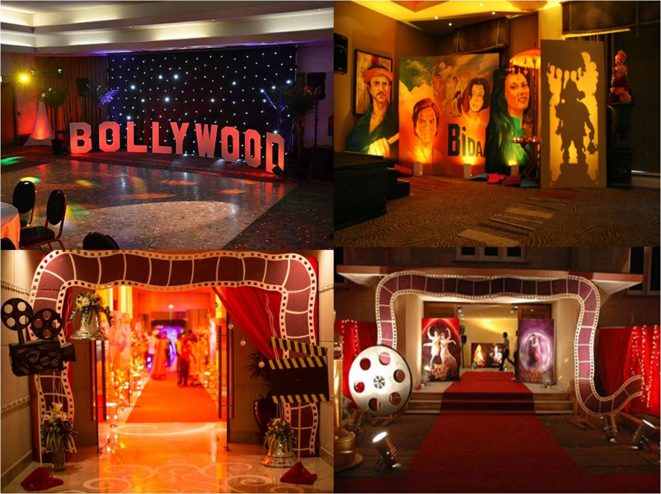 Wedding decor theme-Theme wedding planner, New Delhi