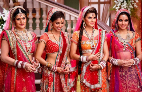 Wedding Diary! Chapter 2: Bollywood Wedding Lehengas ...