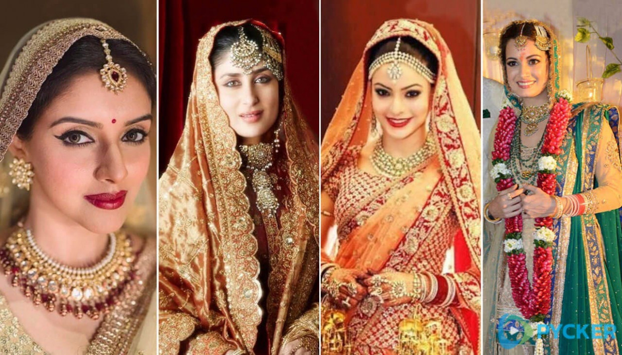 Wedding Dresses: Top 12 Bollywood Actresses Who Looked ...