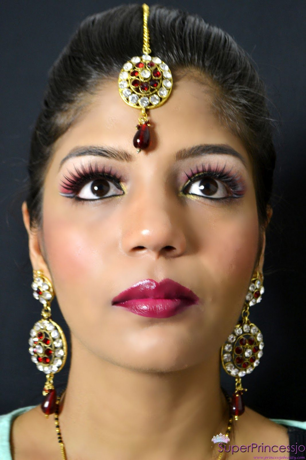 Wedding Indian Bridal Makeup | Bridal Makeup | Pinterest ...
