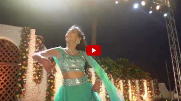 wedding indian bride dance video goes viral over social media