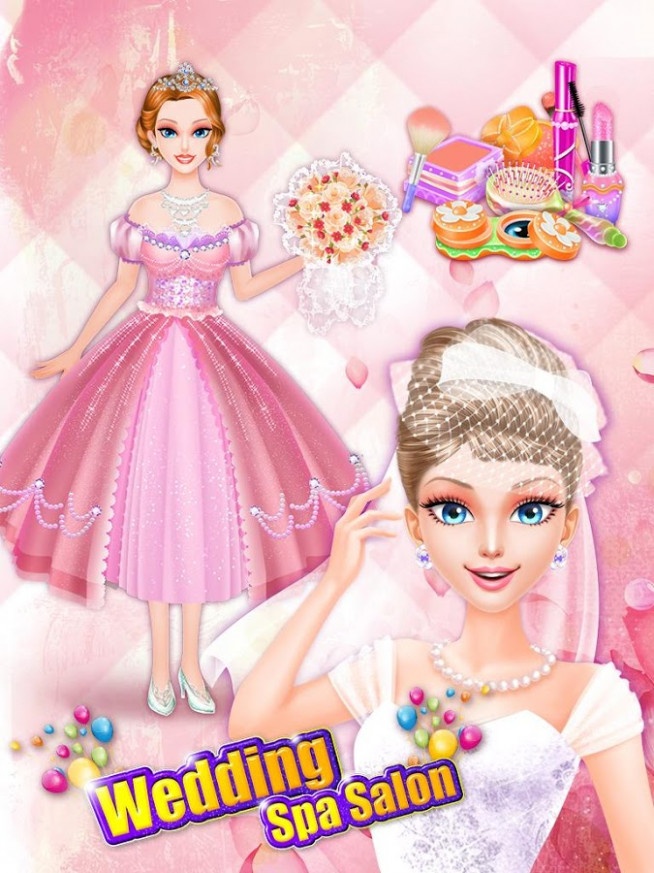 Wedding Spa Salon: Girls Games - Android Apps on Google Play