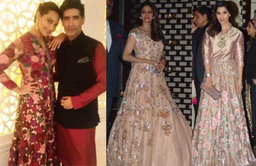 What They Wore: A Look at Bollywood Wedding Guest Outfits ...
