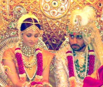 When brides of Bollywood got hitched for real - Rediff.com ..