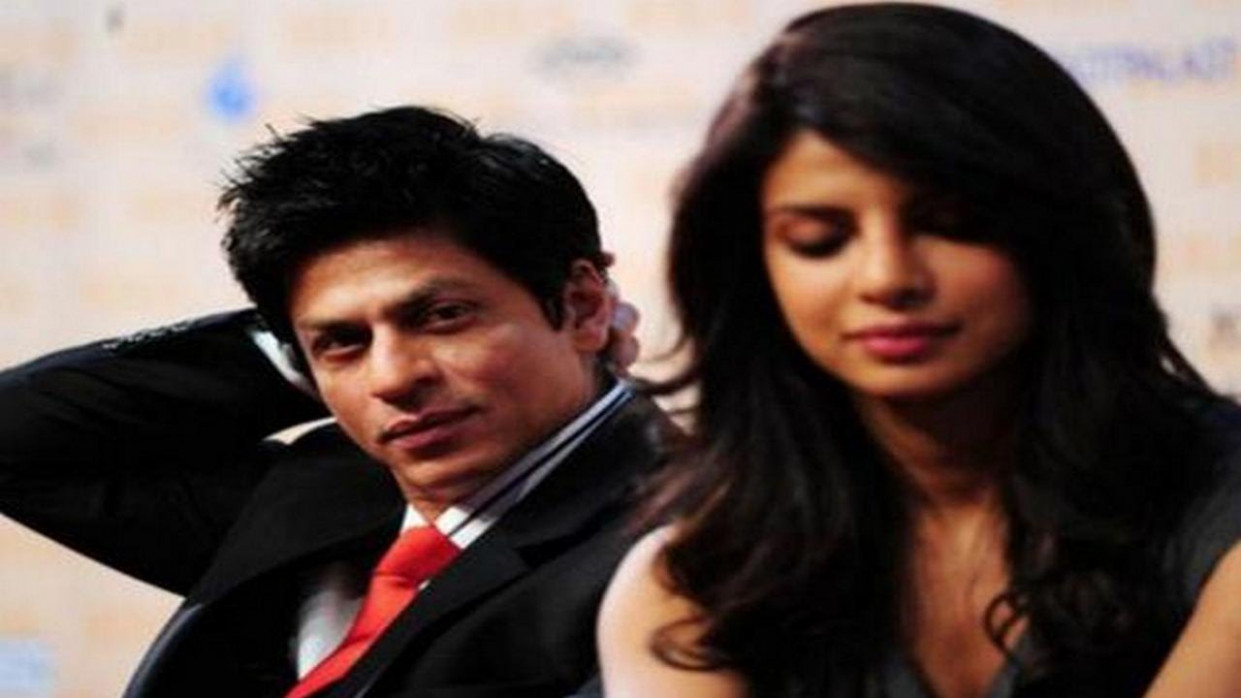 When Priyanka Chopra REJECTED Shahrukh Khan's marriage ...