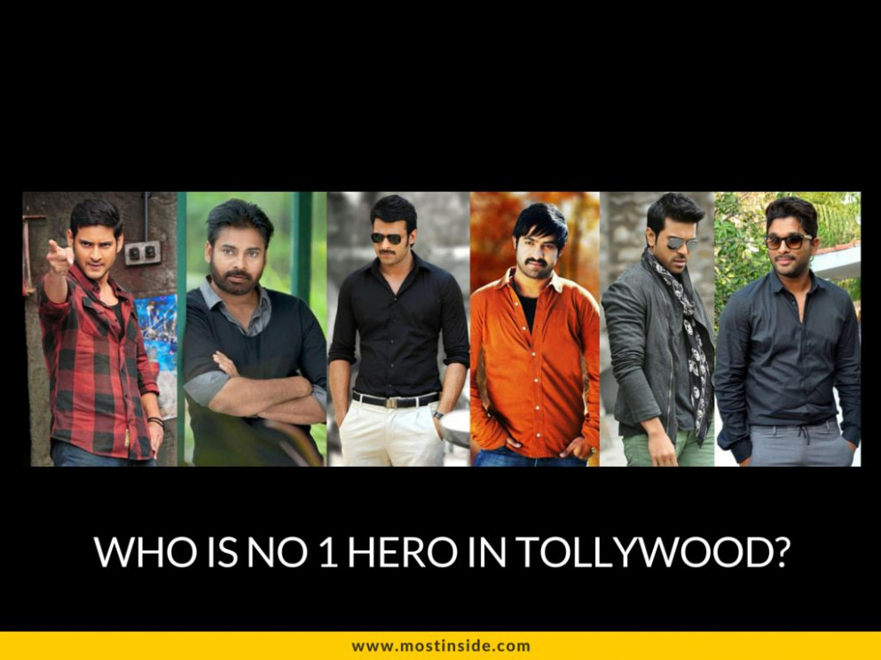 Who Is No 1 Hero In Tollywood?