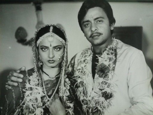 Who is the husband of veteran Indian actress Rekha? - Quora
