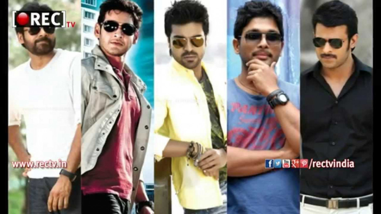 WHO IS TOLLYWOOD NO 1 HERO LATEST MARKET ANALYSIS TELUGU ...