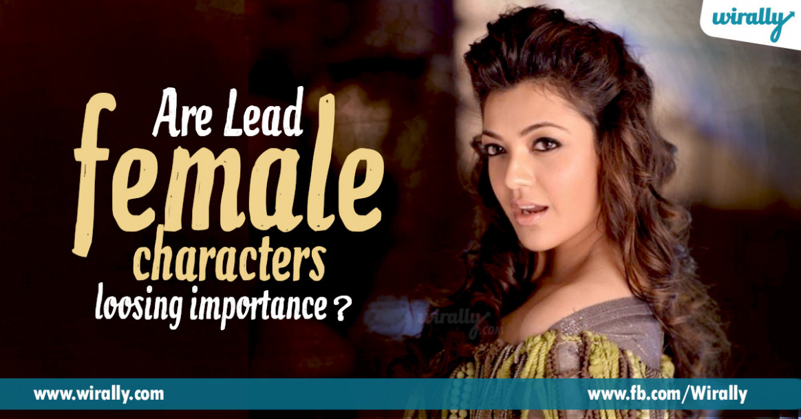 Why Tollywood directors giving back seat to lead female ...