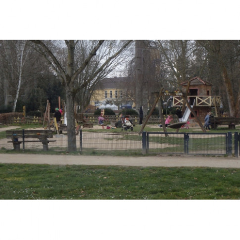 Wikingerspielplatz in Bad Vilbel