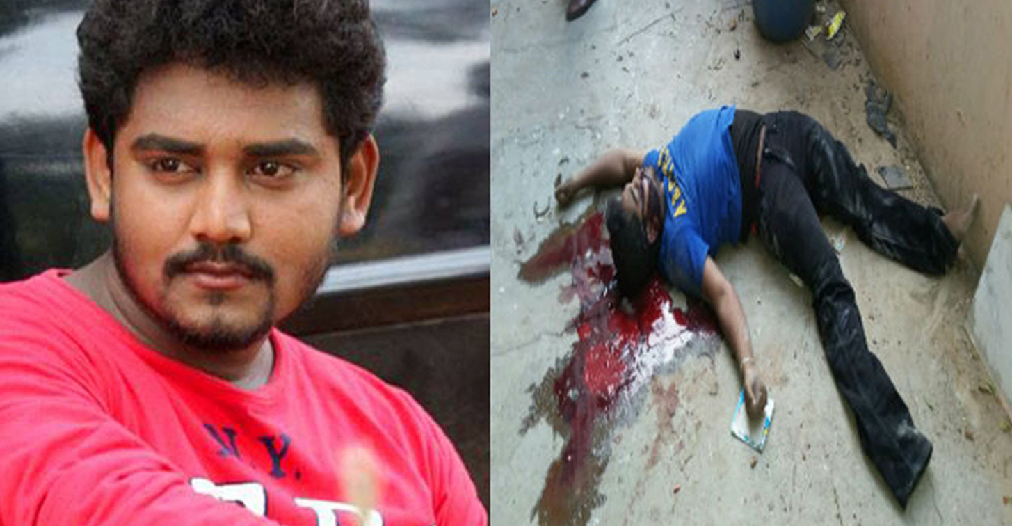 Young Telugu actor Prashanth died in accident