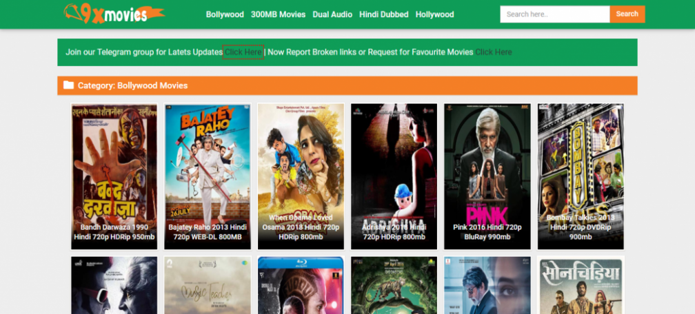 10 Best Bollywood Movies Download Sites in HD Quality 2019 ...