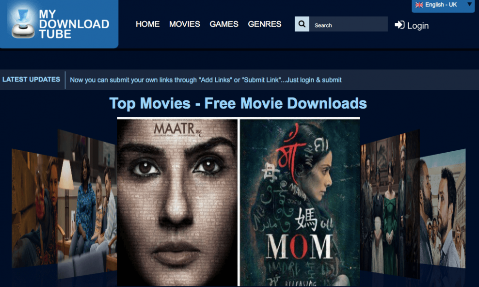 10 Sites to Download Movies for Free [Updated] | Graphic ...