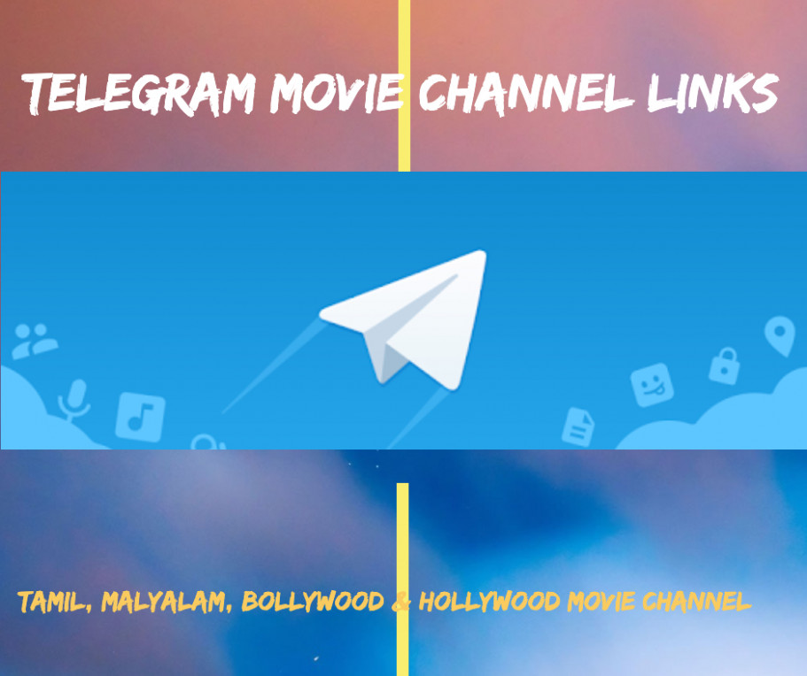 10k  Telegram Movie Channel Link List For Tamil, Malyalam ...