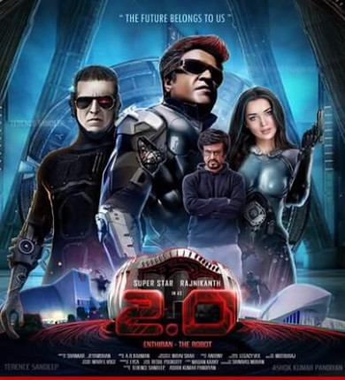 2.0 (Enthiran 2 (2.O)) Fan Photos | 2.0 Photos, Images ...