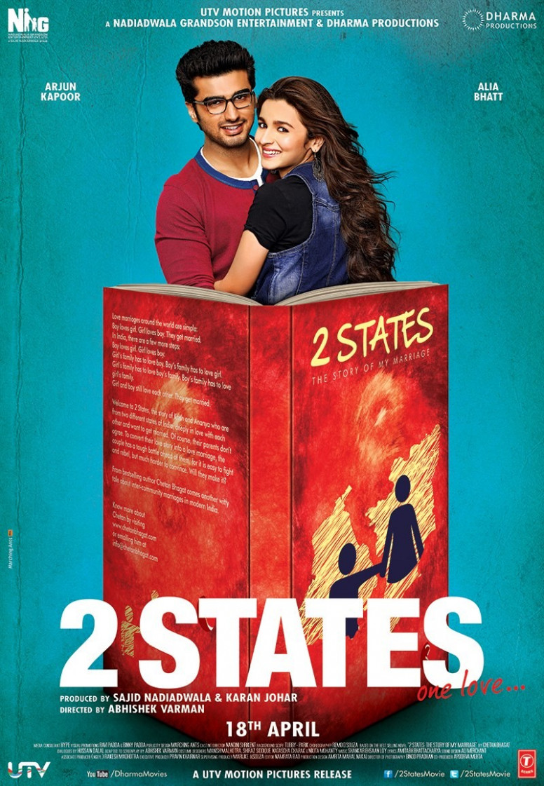 '2 States' Box Office Collection: Alia-Arjun Starrer ...