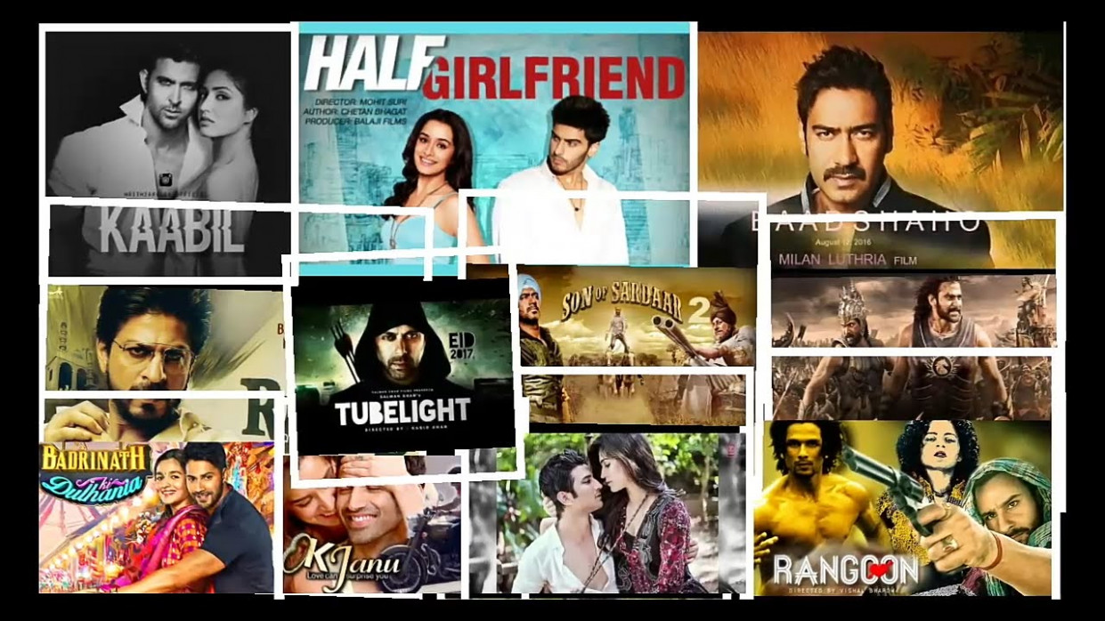 2017 UPCOMING BOLLYWOOD MOVIES - YouTube