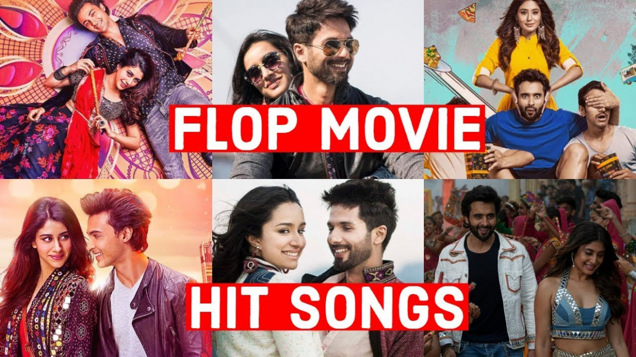 2018's Flop Bollywood Movies That Have Hit Songs (Flop ...