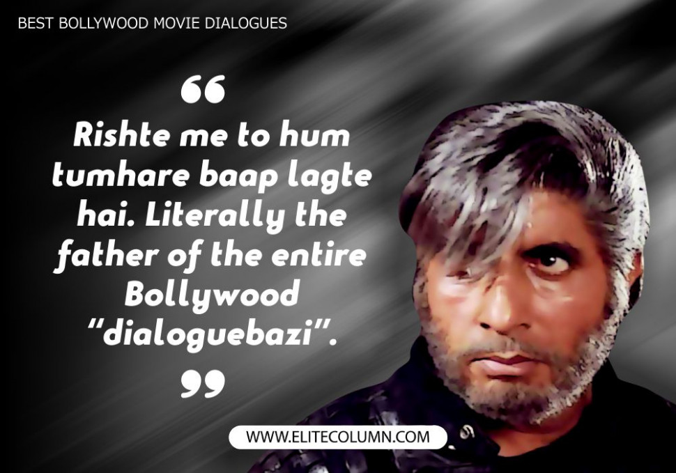 21 Best Bollywood Movie Dialogues From 2017 | EliteColumn