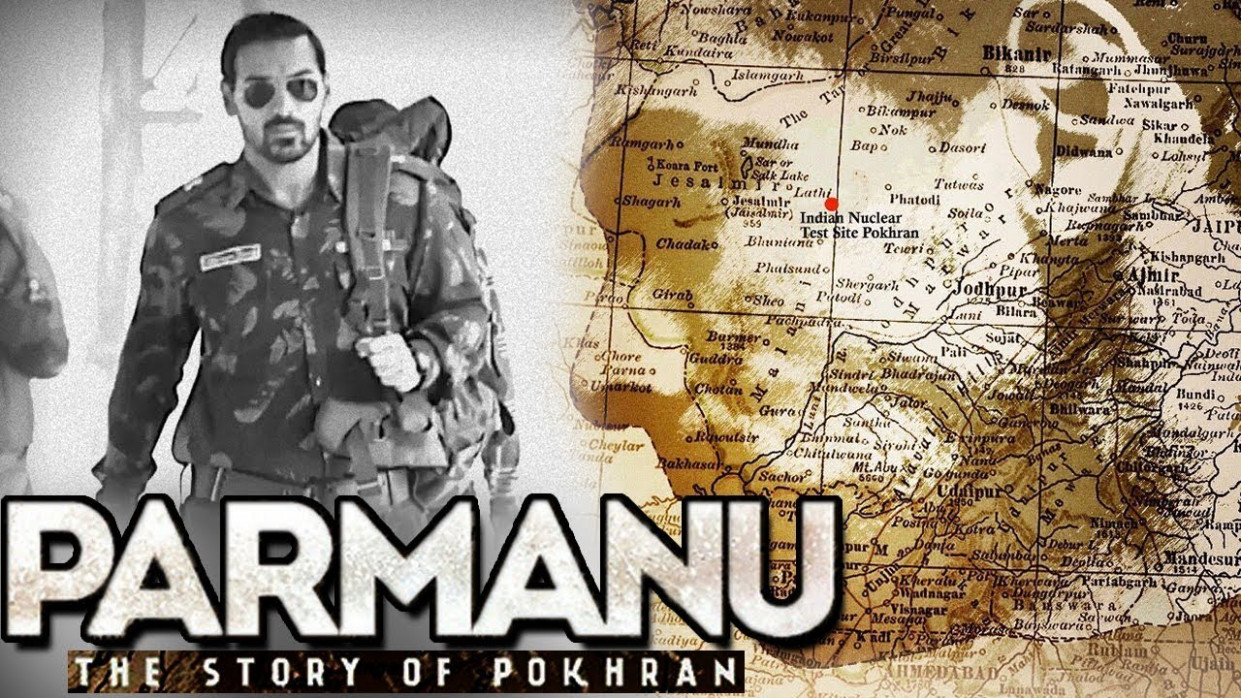 4k Parmanu [2018] Hindi Full Movie Download uTorrent 720p ...