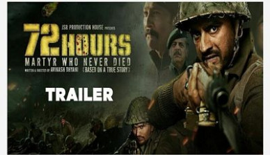 72 Hours Martyr Who Never Died (2019) Hindi Movie 720p ...