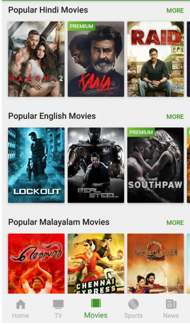 8 Best Sites To Watch Hindi Movies Online For Free And ...