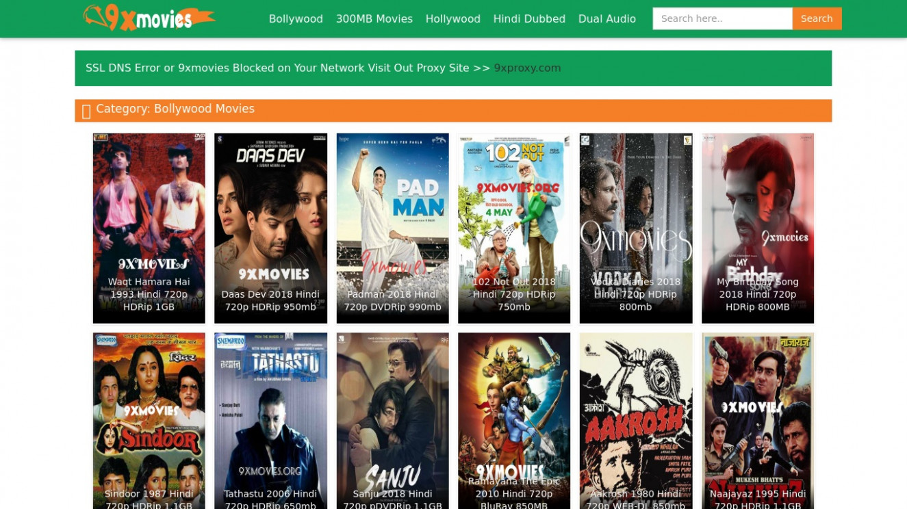 9xmovies | Watch Online Hindi Dubbed Movies at 9xmovies ...