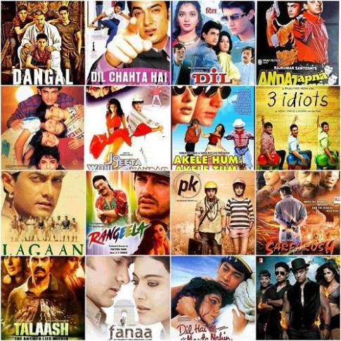 Aamir Khan Ki Film List | New, Old, Hit, Blockbuster, Flop ...
