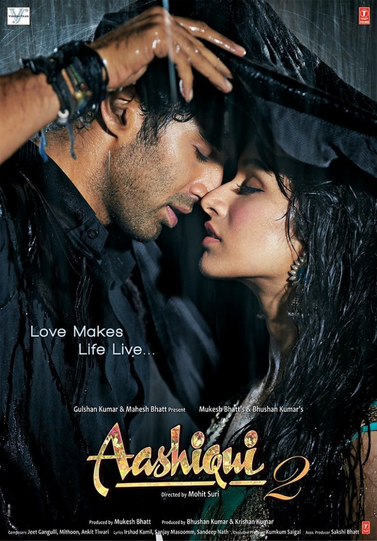 Aashiqui2 - a turbulent love story told simply with ...