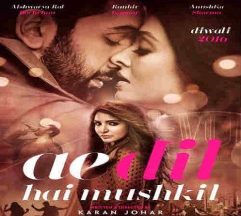 ae dil hai mushkil movie online watch free, 2016 hindi ...