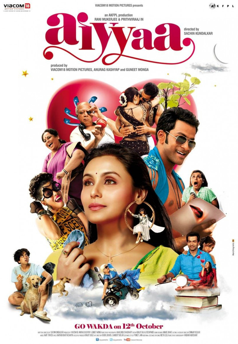Aiyyaa poster   Mp3 Songs   Movies online, Movies, Movie songs