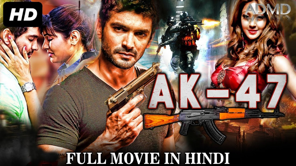 AK-47 2017 Hindi Dubbed 480p HDRip 500MB 7StarHD.Com South ...