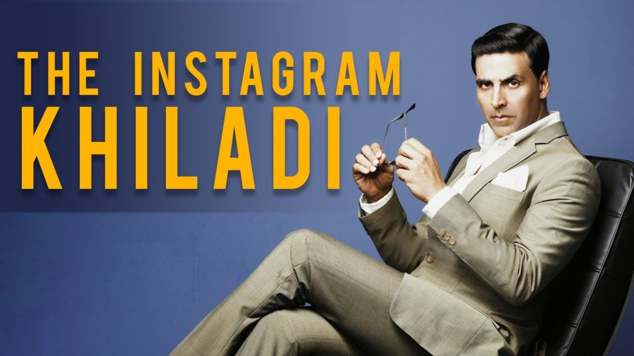 Akshay Kumar | 20 Million Instagram Followers | Gold ...