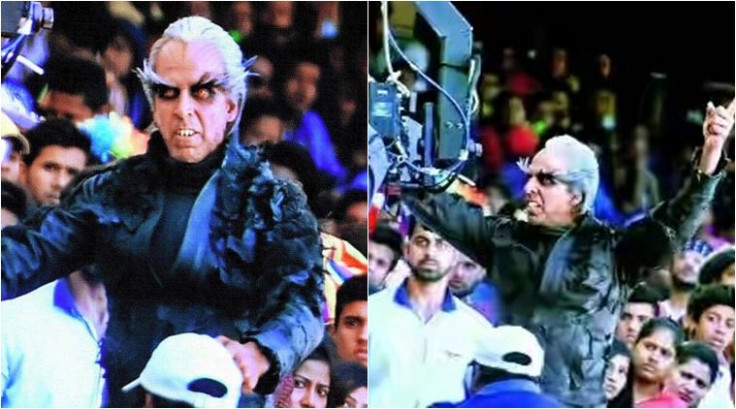 Akshay Kumar is unrecognisable in the villainous crow look ...
