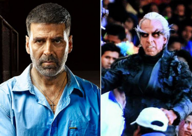 Akshay Kumar looks hell scary as 'Deadly Crow' in ...