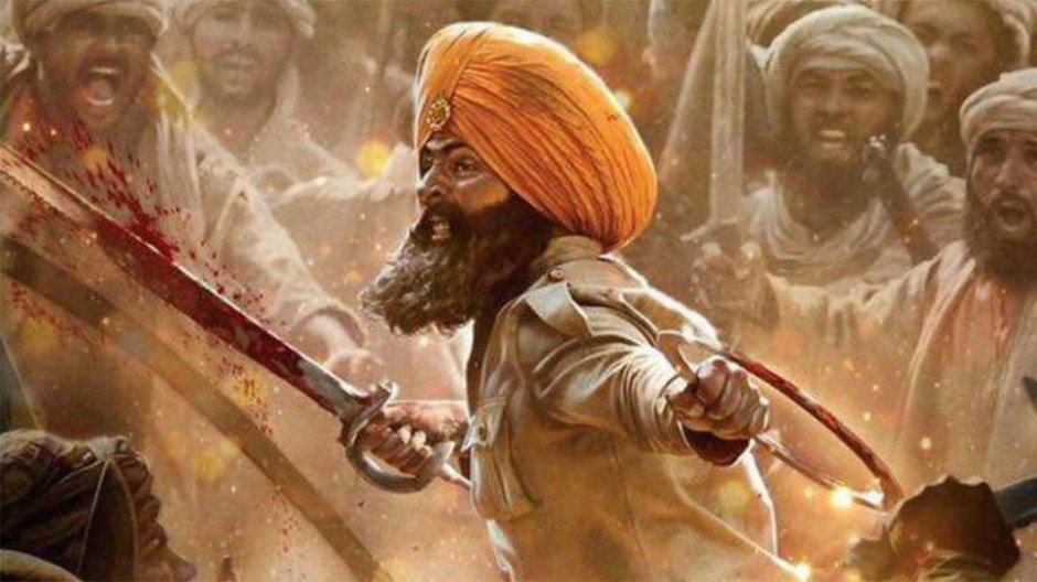 Akshay Kumar's 'Kesari' releases in 4200 screens worldwide ...
