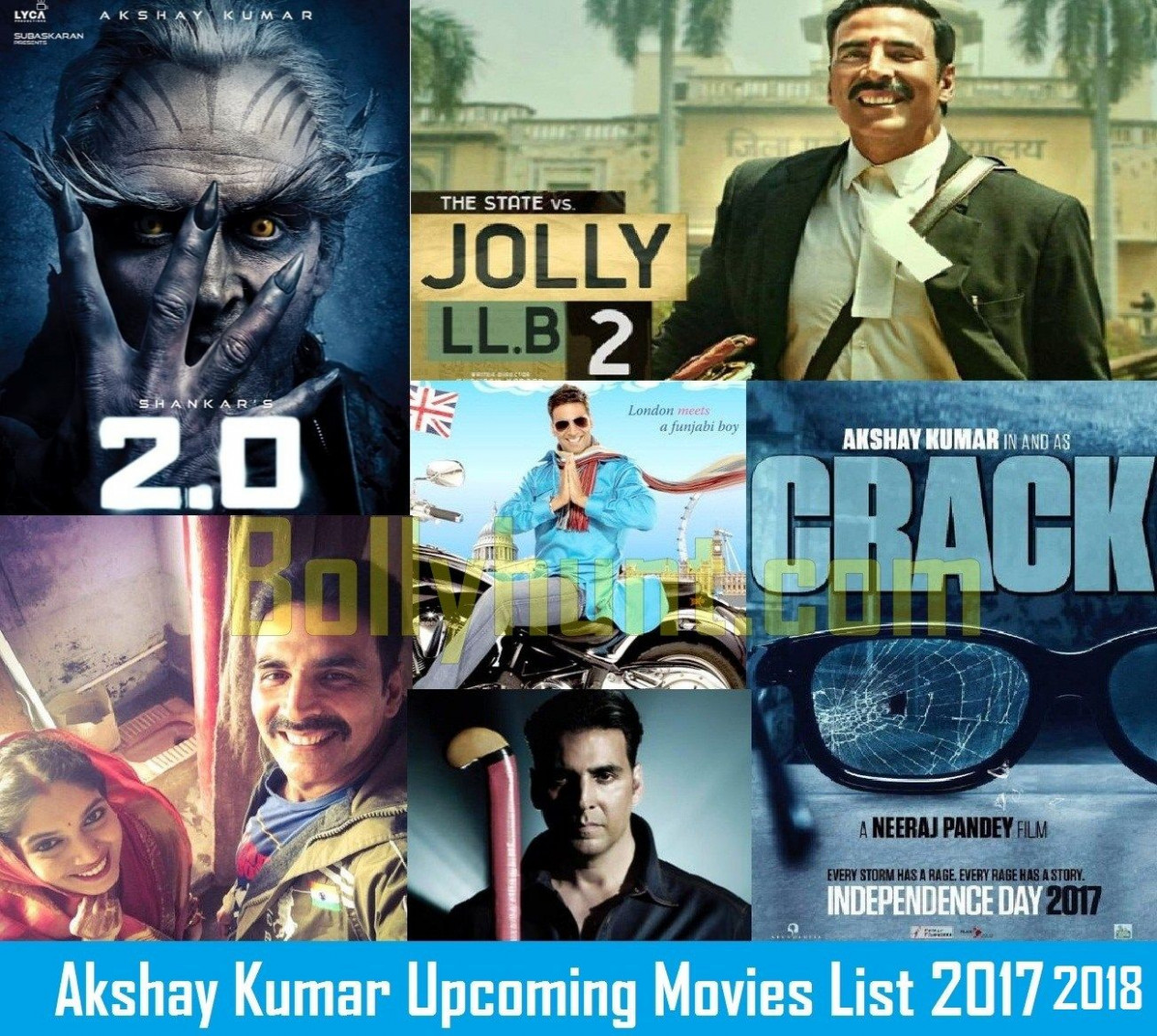 akshay kumar upcoming movies 2017 2018 with release date ..
