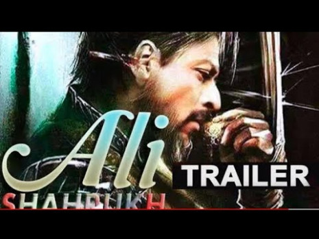 ALI New Movie Trailer 2019 Shahrukh Khan Depika And Kajol ...