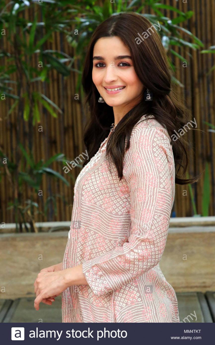 Alia Bhatt Stock Photos