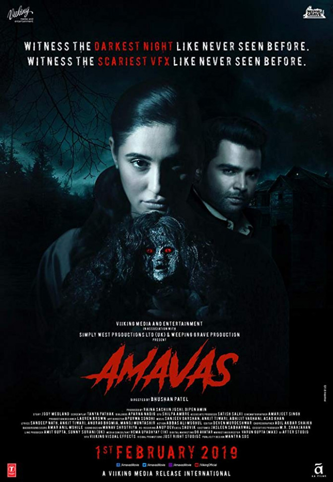 Amavas (2019) Full Hindi Movie Watch Online Free - GOFILMS4U