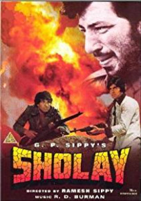 Amazon.com: Sholay- 1975 (Classic Amitabh Dharmendra Hindi ...