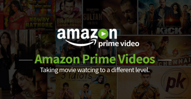 Amazon Prime Videos Taking Movie Watching Different | My India