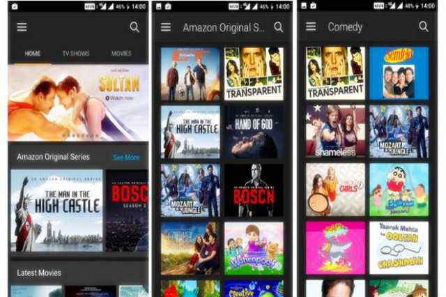 Amazon takes on Netflix; launches Prime Video service in ...