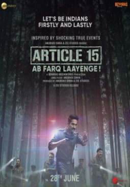 Article 15 Full Movie Free Download Latest Bollywood Hindi ...