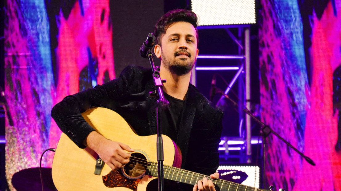 Atif Aslam's Musafir Song For Bollywood Movie Sweetiee ...