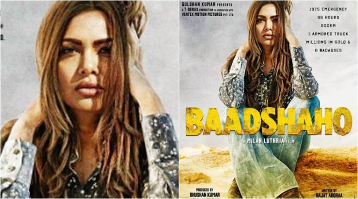 Baadshaho poster: Esha Gupta is the 'badass bombshell' of ...