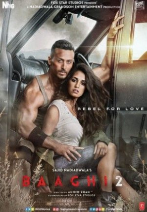 Baaghi 2 Hindi Movie 2018 Online Watch Full Free. Watch ...